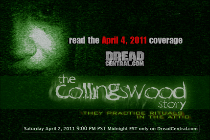 Read the April 2011 coverage on Dread Central